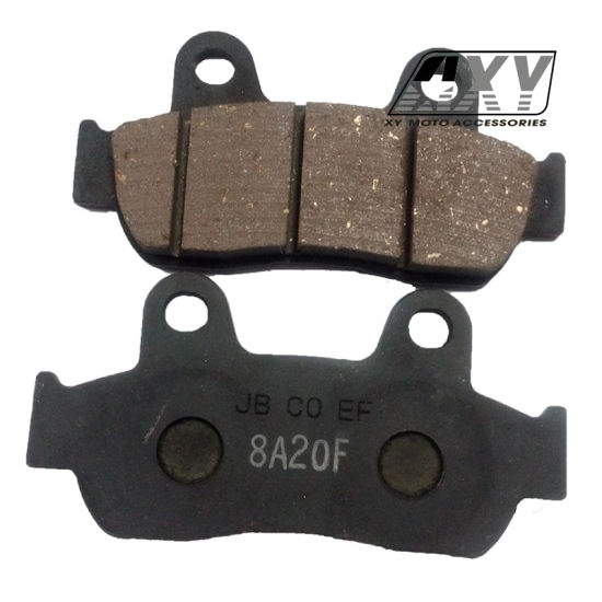 Genuine Motorcycle Parts Front Brake Pad Set for Honda Spacy Alpha