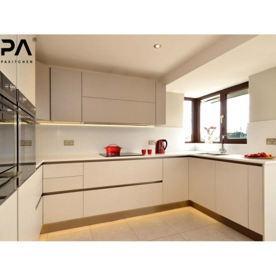 China American Style Luxurious Furniture Cheap Complete U Shaped White Mdf Ready Made Modern Modular Kitchen Cabinet Designs China Kitchen Cabinet Kitchen Furniture