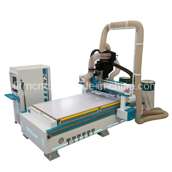 China Linear Atc CNC Engraver Machine Woodworking Making Door Cabinet Kitchen