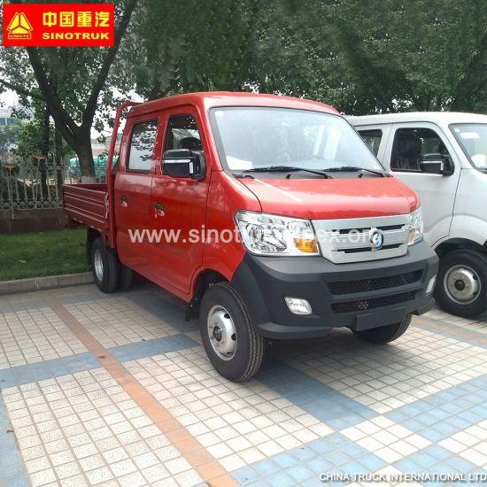 Sinotruk Cdw 4X2 Gasoline Engine 2 Ton Mini Pickup Truck