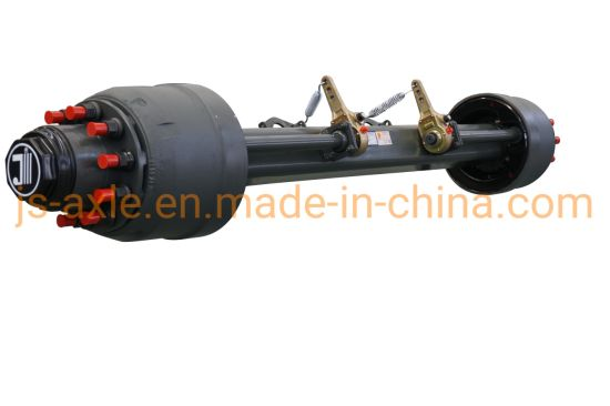 11tons Inboard Low Bed Axle for Trailer