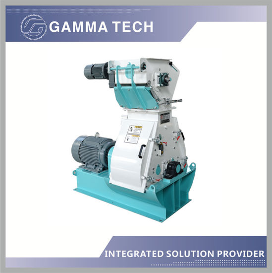 China Manufacture Homeuse Farm Small Animal Feed Grinder