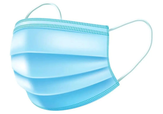 Disposable Medical Masks Are Sterilized with Ethylene Oxide, Anti-Virus and Anti-Influenza to Protect Health