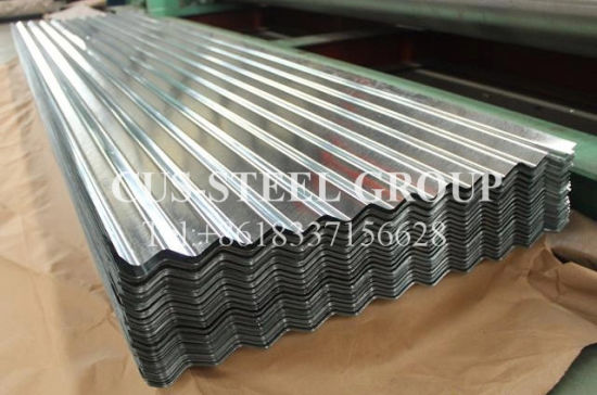 Z40 Wavy Roofing Tiles Hot Dipped Galvanized Corrugated Roofing Sheet Manufacturer