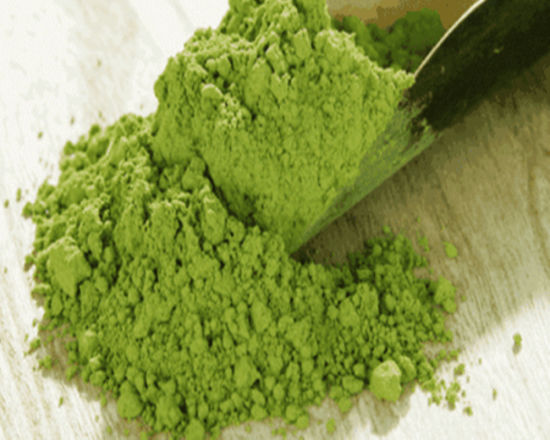 Organic Matcha Powder Green Tea Powder Low Price Stable Supply pictures & photos