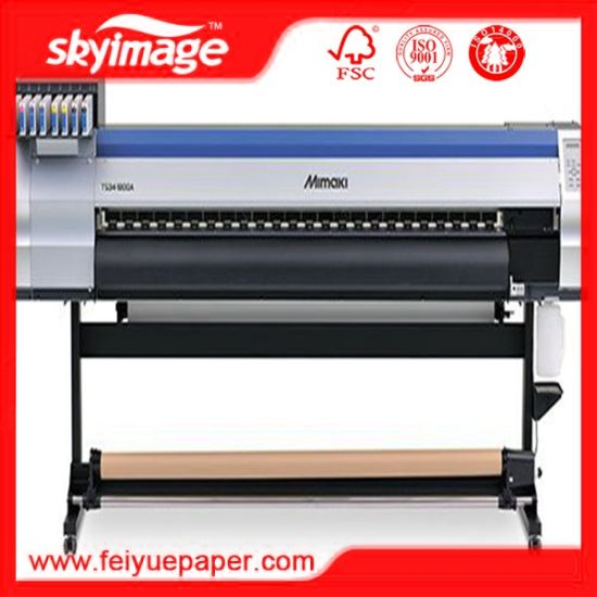 Mimaki Ts34-1800A Wide Format Inkjet Sublimation Heat Transfer Printer pictures & photos