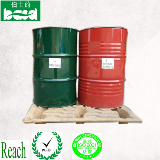 Polyether Polyol and Polymeric Mdi for Roofing Panel Insulation Foam