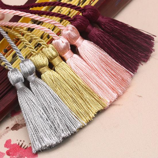 Wholesale More Colors Long Tassel for Garment Accessories