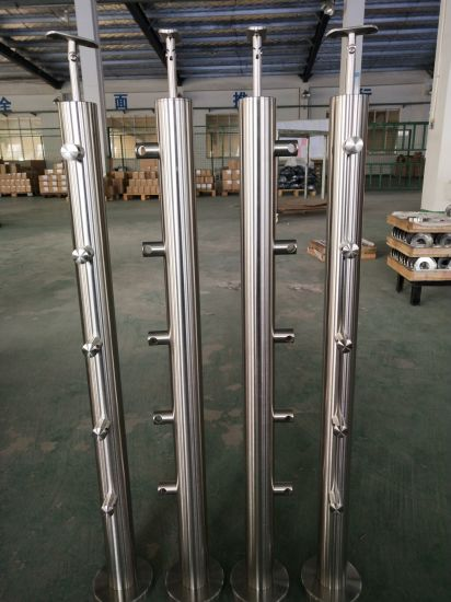 China Latest Grill Design Balcony Stainless Steel Cable Railing