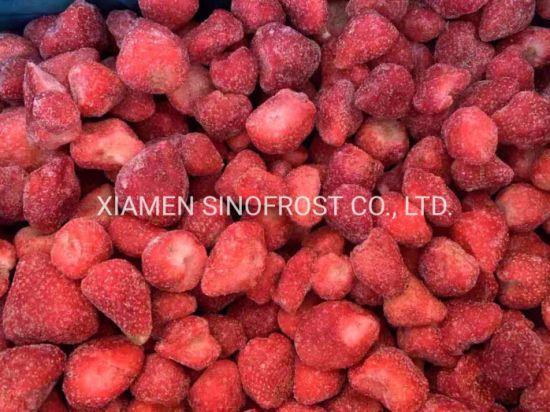 IQF Strawberry Brokens, IQF Strawberries Brokens, Frozen Strawberries Borkens, Grade B/a+B, Variety: American No. 13/Honey /Sweet Charlie/99/R7