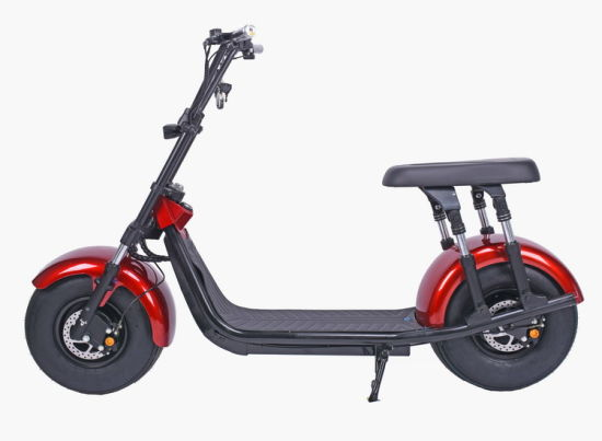 European Warehouse Stock 800W 1000W 1500W Electric Scooter City Coco with EEC