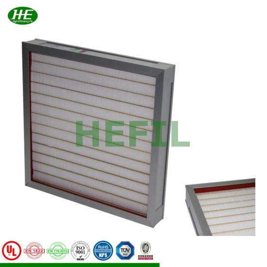 HEPA Panel Ceiling Air Filter for Spray Booth