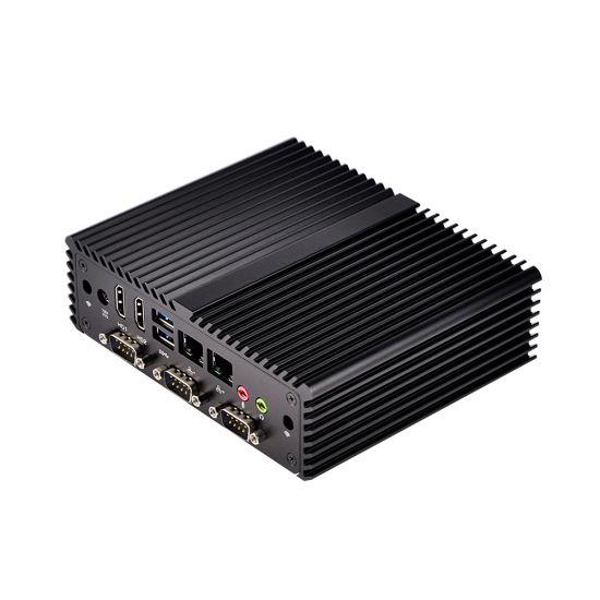 China Qotom-Q430p-S08 Core I3 Mini PC AES-Ni Support Linux