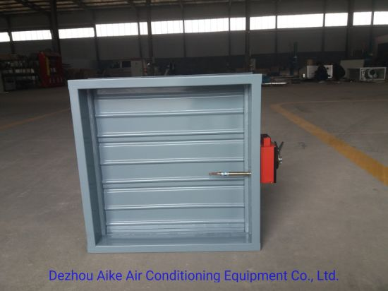 Low Cost Exhaust >> Low Cost Smoke Exhaust Fire Damper For Ventilation Duct System