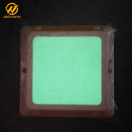 China Cats Eyes Road Markings Fluorescent Road Stud China Road Stud Fluorescent Road Stud