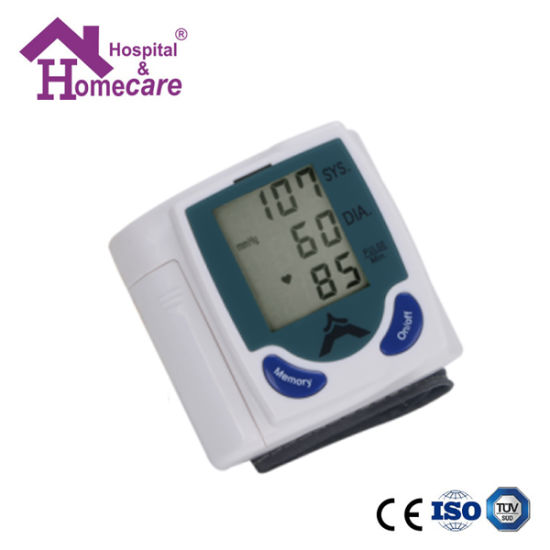 Wrist Type Digital Automatic Pressure Monitor