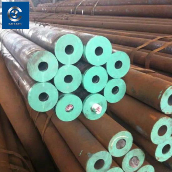 15CrMo 12cr1MOV Alloy Steel Tube St52 Seamless Alloy Pipe/Tube pictures & photos