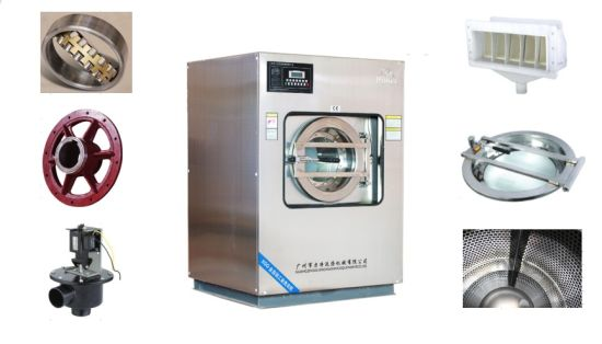 25kg School Laundry Washer Commercial Washing Machine
