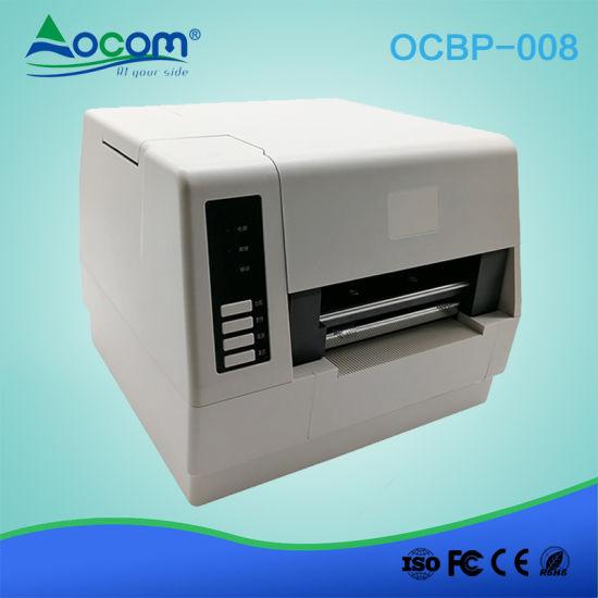 Supermarket Thermal Paper Roll Label Barcode Sticker Printing Machine