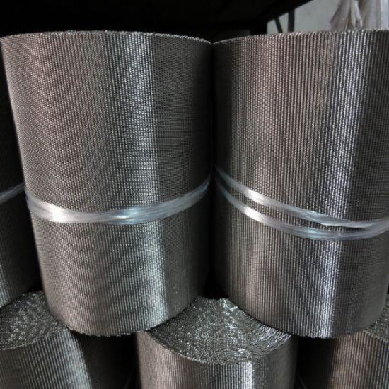 Plain Twill Dutch 304 316L Stainless Steel Oil Filter Mesh Screen / Wire Mesh