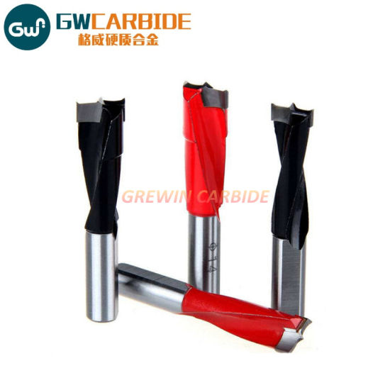 Tungsten Carbide 4 Flutes Woodworking Drill Bits