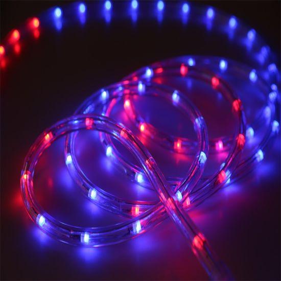 Wholesale Outdoor Christmas Waterproof Flashing LED Rope Lights