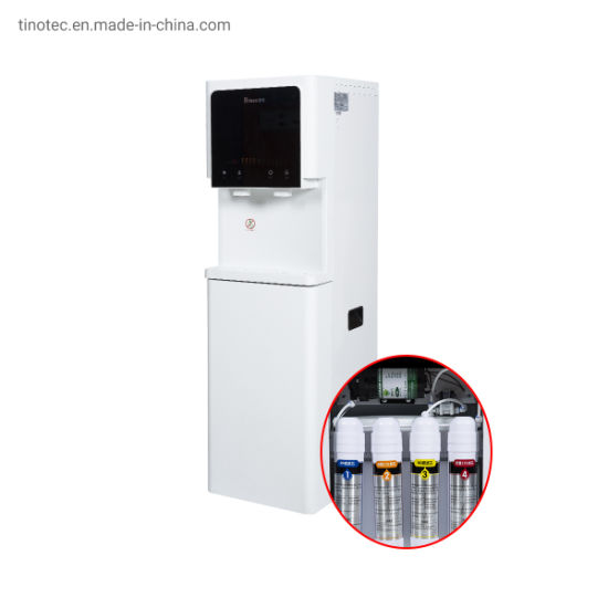 Integrated RO Water Filter with Got and Cold Water