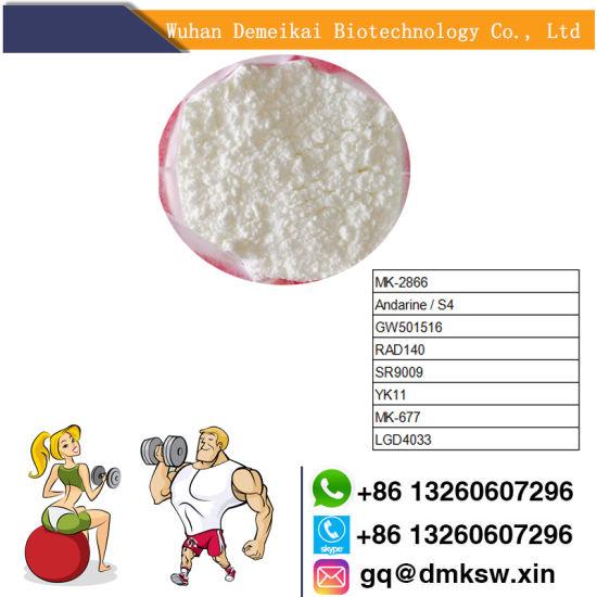 China Research Chemical White Sarm Powder Mk-2866 Enobosarm