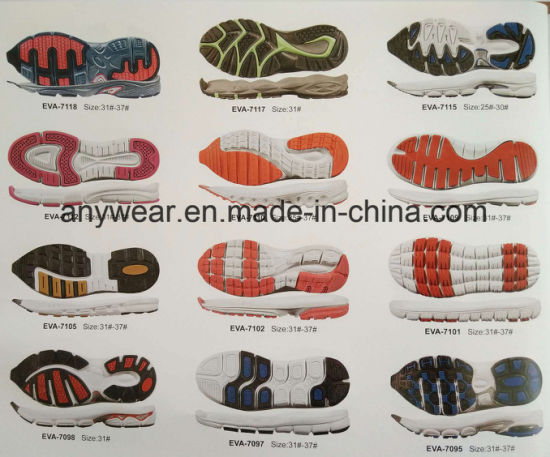 Comfort Shoes Pyhlon Md Insoles EVA Outsoles (EVA 37, 38, F 1-4) pictures & photos