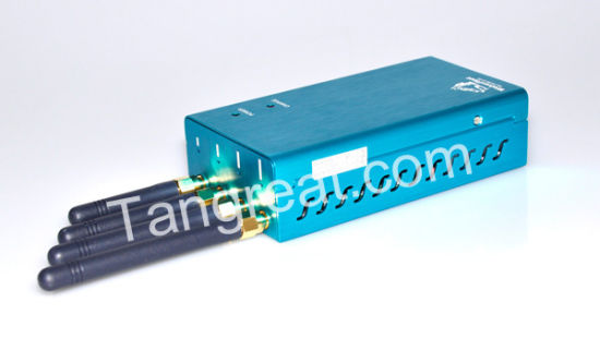 Handheld Antitracking GPS Jammer (TG-121G)