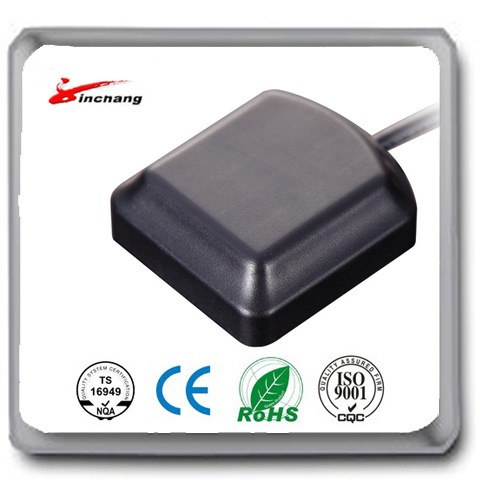 Free Sample 2013 New Small High Gain GPS Antenna/ Active Antenna