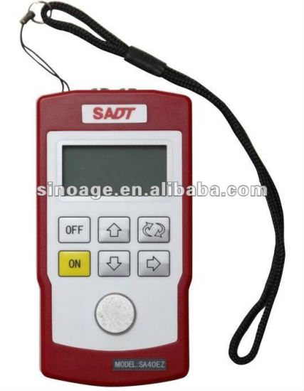 SA40ez Digital Ultrasonic Thickness Gauge pictures & photos