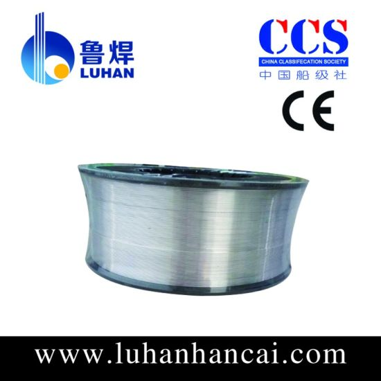 E71t-11 Flux Cored Welding Wire Used in Pressure Vessel
