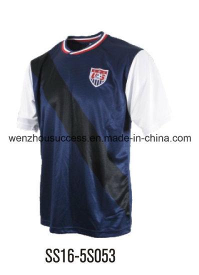 Custom Sublimation Soccer Jersey Football Shirt