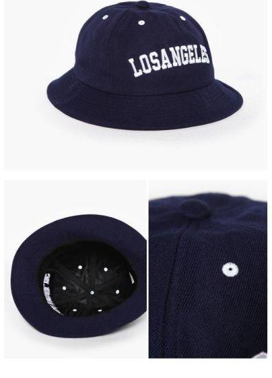 Fashion Cotton Custom Leisure Bucket Hat Embroidery