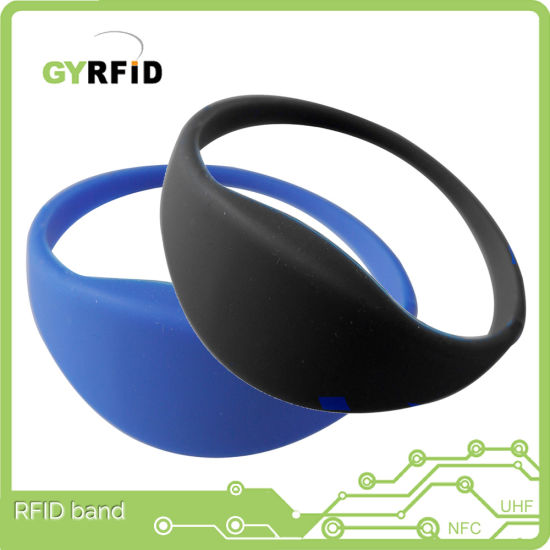 RFID Event Wristbands NFC Bracelets for Swimming Pool (WRS25) pictures & photos