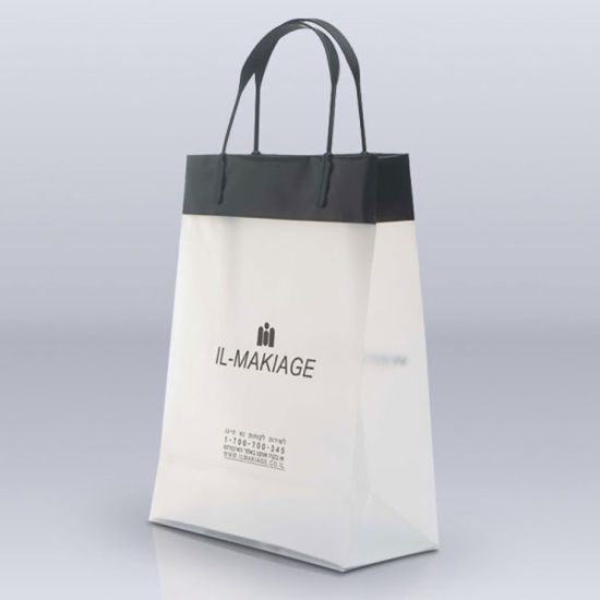 2019 New Arrive Printed Clip Handle Bags for Shopping (FLC-8101)