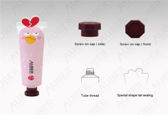 D30mm Angry Bird Cosmetic Tubes Packaging Beauty