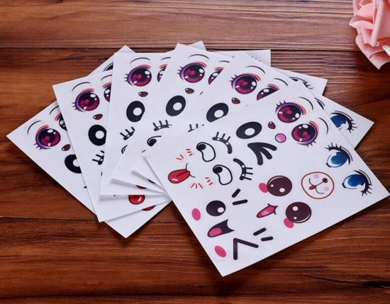 Assorted Mini Self-Adhesive Stickers (GB-027) pictures & photos