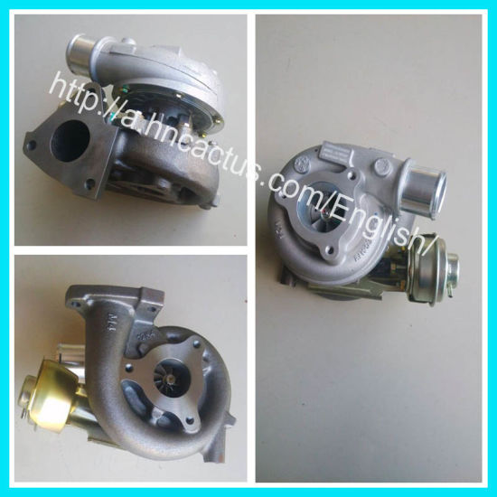China Gt2052V Turbo Charger 705954-5015s 14411-Vc100 14411