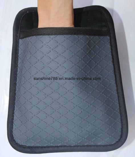 Silicone Heat Resistant Oven Mitt Pot Holder Kitchen Glove