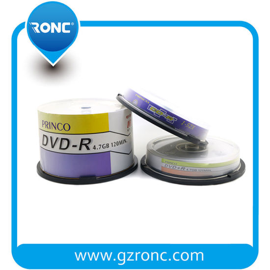 Hot Selling Promotional Price 4.7GB Blank DVD Disc
