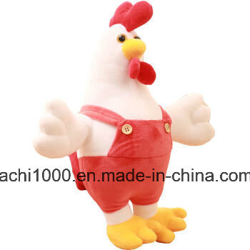 Stuffed Plush Soft Toy Cute Rooster