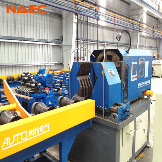 High Speed CNC Pipe End Beveling Machine 2''-60''