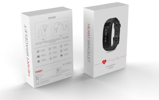 2017 New Bleutooth Smart Heart Rate Monitor pictures & photos