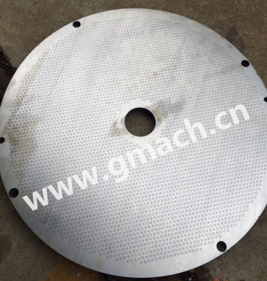 Scraper Type Melt Filter Disk Type Screen Changer for Plastic Pellets Making Extrusion Machine pictures & photos