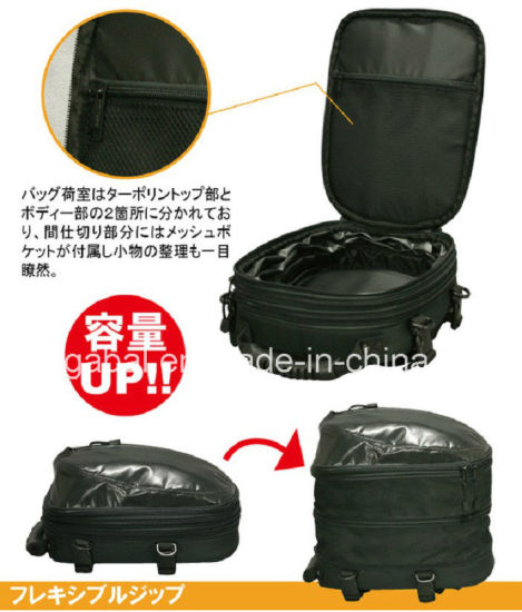 Z250 Gw250 fashion Motorcyle Tail Helmet Backpack pictures & photos