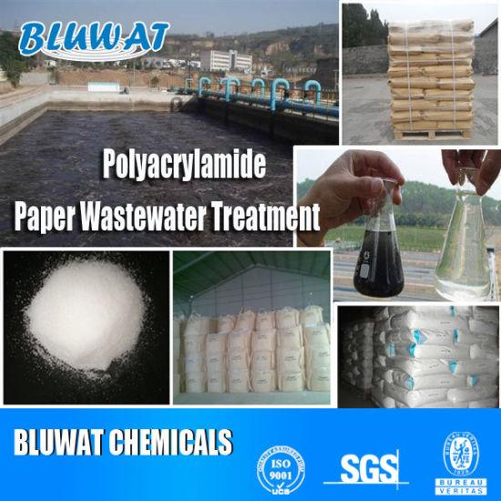 Polyacrylamide/PAM Coagulant for Water Treatment (textile&mining)