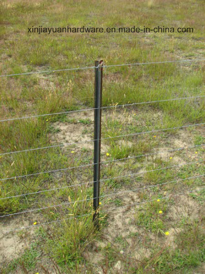 Black Bitumen Painted Y Fence Post/Star Picket pictures & photos