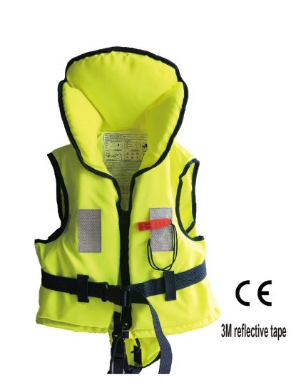 All Size En12402 Approved Kids and Adult Life Vest Life Jacket with Ce Certificate pictures & photos
